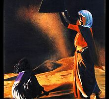work is worship by usharai
