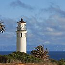Point Vincente Lighthouse, CA by Christine Till  @    CT-Graphics
