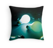 one little light Throw Pillow