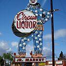Circus Liquors, LA, CA by gailrush