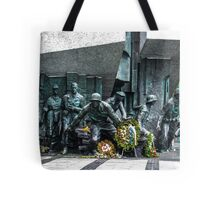 The Warsaw Uprising Monument Tote Bag