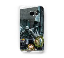 The Warsaw Uprising Monument Samsung Galaxy Case/Skin