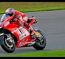 British Moto Grand Prix 10 (2009) by Stewart Laker