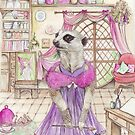 Fitztown Morgan Meerkat by morgansartworld