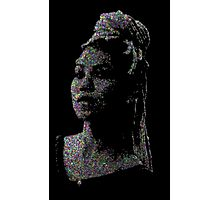 Jhene Dot Art Photographic Print