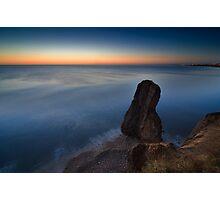 Seaham Harbour Sunrise UK Photographic Print