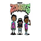 Flatbush Renegades Zombies by Orlando  Lopez