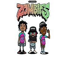 Flatbush Renegades Zombies by Orlando  Lopez