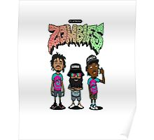Flatbush Renegades Zombies Poster
