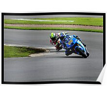 British Moto Grand Prix 1 (2009) Poster