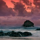 Big Sur Sunset Storm by MattGranz