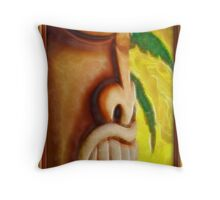 Fearsome  Throw Pillow