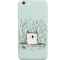 Soggy Cat iPhone Case/Skin