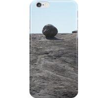 Balancing Rock Formations, Kopjes in Serengeti National Park, Tanzania iPhone Case/Skin
