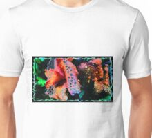 #403  Psychedelic Flower Unisex T-Shirt
