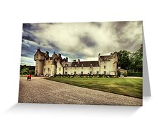 Ballindalloch Castle Greeting Card