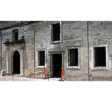 Windows and Doors Photographic Print