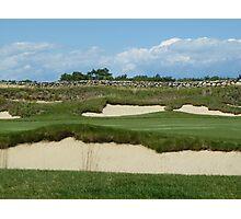 Golf anyone? Photographic Print