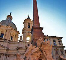 around rome by Hannah Grubb