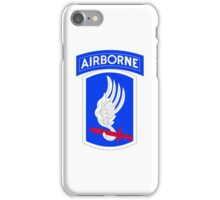 173rd Airborne iPhone Case/Skin