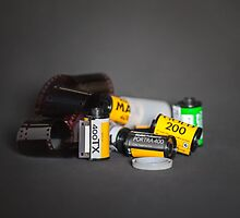 Film Stock by AndreaBorden