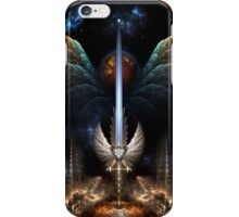 The Angel Wing Sword Of Arkledious Imperial Wings iPhone Case/Skin