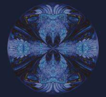 The Deep Blue - Tshirt by owlspook