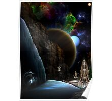Exploration Of Space Poster
