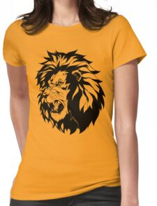 King of the Jungle 2 Womens Fitted T-Shirt