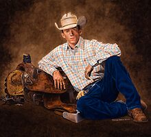 """A RODEO SPIRIT"" by Denny Karchner"