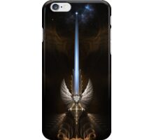 The Angel Wing Sword Of Arkledious iPhone Case/Skin