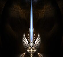 The Angel Wing Sword Of Arkledious by xzendor7