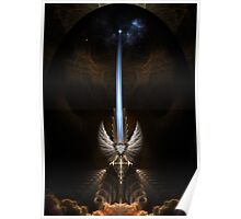 The Angel Wing Sword Of Arkledious Poster