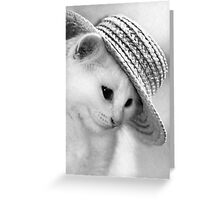 Lady Mickey - Shelter Art Greeting Card