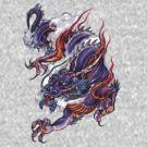 Dragon by Wizard-Designs