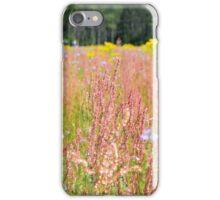 Colorful Field iPhone Case/Skin