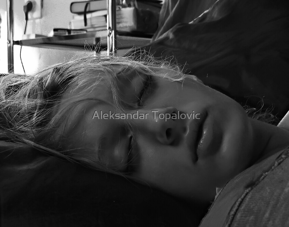 silence by Aleksandar Topalovic