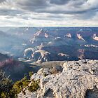 Grand Canyon Near Sunset by eegibson