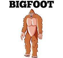 Bigfoot by GiftIdea