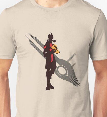 Mordin Solus - Sunset Shores Unisex T-Shirt