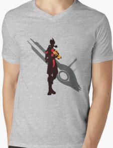 Mordin Solus - Sunset Shores Mens V-Neck T-Shirt