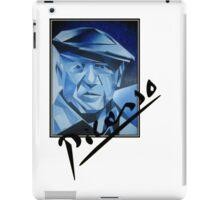 Picasso's Signature iPad Case/Skin