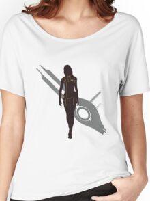 Miranda Lawson - Sunset Shores Women's Relaxed Fit T-Shirt