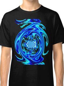 Blue Liquid-Tee Classic T-Shirt