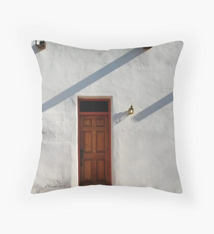 Late Entry Throw Pillow