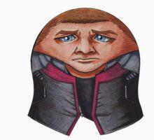 Hawkeye CircleToon by circletoons