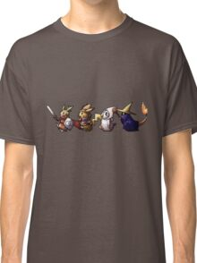 Final Fantasy Pokemon Classic T-Shirt