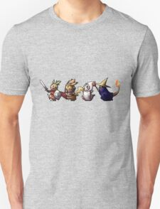 Final Fantasy Pokemon T-Shirt