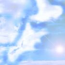 The long white cloud by John Brotheridge