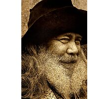 Wild Bill Photographic Print